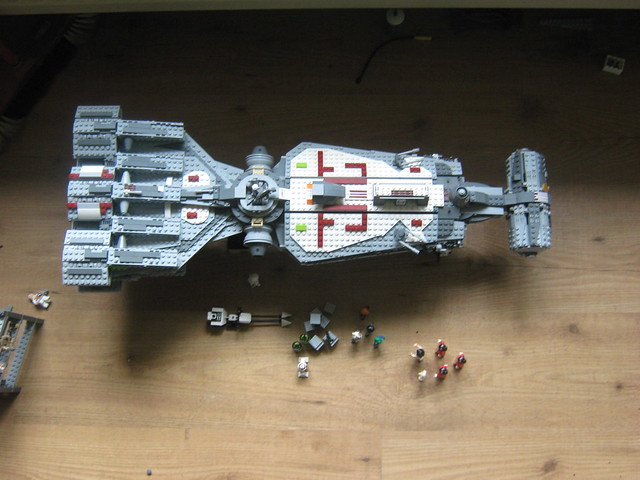 Lego Corvette Star Wars Star Wars Lego | Flickr