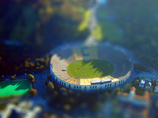 Cal Memorial Stadium | by Hitchster