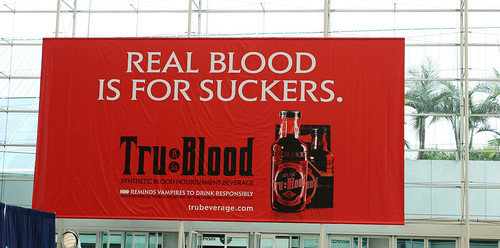 sdcc tru blood ad | by April A. Taylor (Dark Art/Horror Photography)
