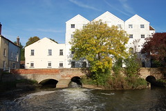 Buxton Mill by Cameron Self