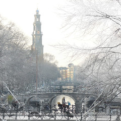 Frosty Amsterdam | by B℮n