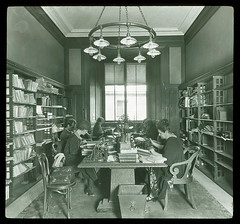Typical Study Room, Typing Room #220 | by New York Public Library