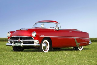 1954 Hudson Hornet Convertible | by Armchair Aviator