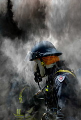 Firefighter Smoke | by Rossco ( Behind The Seen Australia )