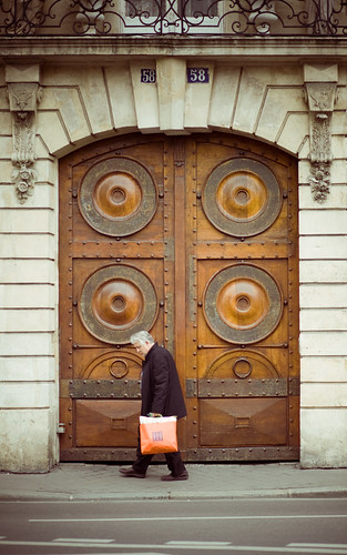 Parisian Doors | by brandon king