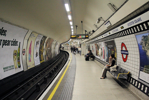 Leicester Square Underground station