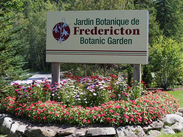 Fredericton botanic garden flickr for Botanic com jardin
