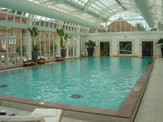 Spa Pool at Four Seasons Hotel  Hampshire | by Tips For Travellers