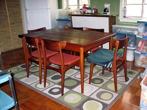 danish modern dining room set flickr photo sharing