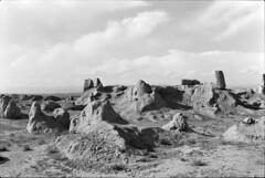 Ruins of Tus - Iran 1978 by dnskct