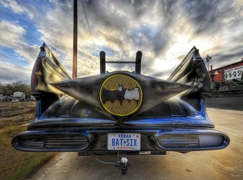 The Batmobile | by Stuck in Customs