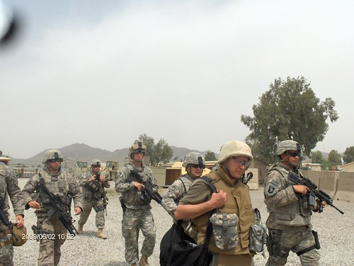ADT w/ Douglas Wissing, Afghanistan | by Indiana Public Media