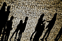 parallel shadows by Hamed Parham