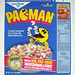 1980's General Mills Pac-Man Cereal Box Front
