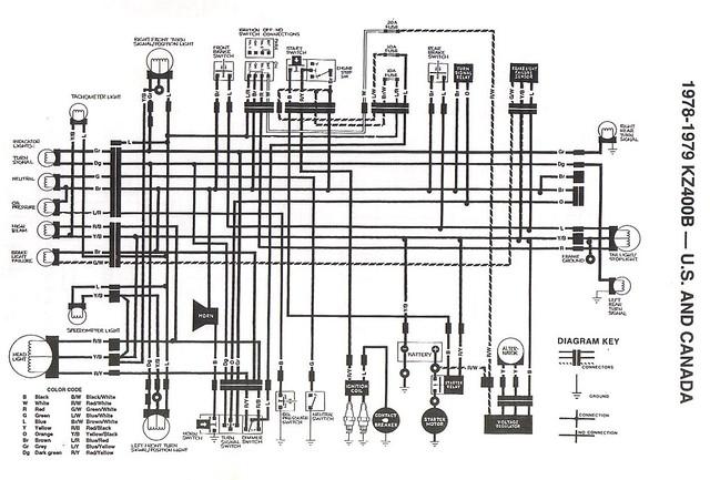 kz400 wiring diagram   20 wiring diagram images