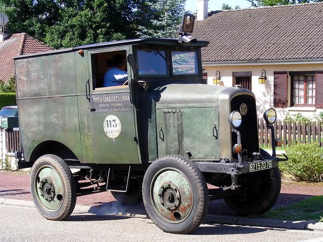 Qui pourrait identifier ce camion...? 3663952563_d8174a6c05_z