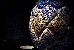 Enamel - Isfahan grand bazaar by Hossein Ghodsi