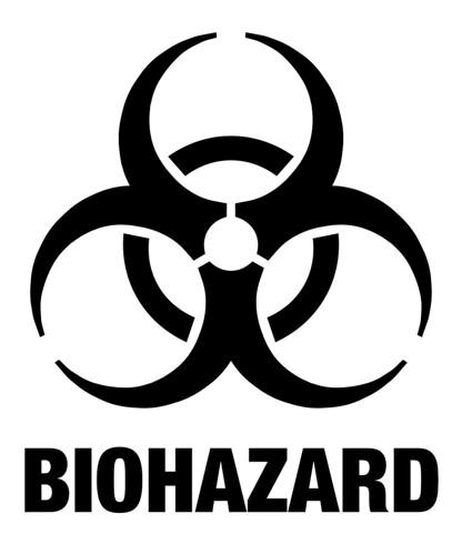 Biohazard Level 4 | by Simon Strandgaard