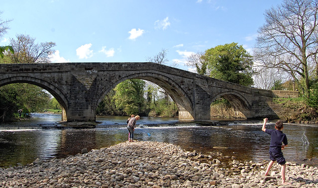 16th Century Stone Bridge