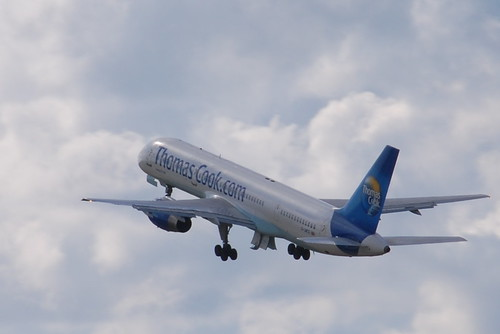 Aeroplane - Thomas Cook | by puddy_uk