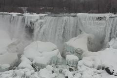 Niagara Falls-Winter by NY Joe
