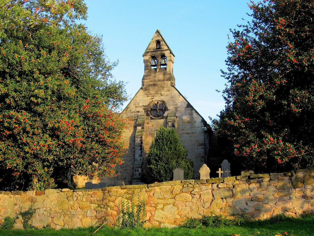 Stanton by Bridge, St Michael, South Derbyshire