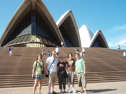 RTM team visits the Opera House | by emilyboyd