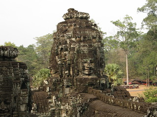 Bayon Temple | by freelancing god