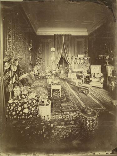 Cairo egyptian home interior collection a d white - Cornell university interior design program ...