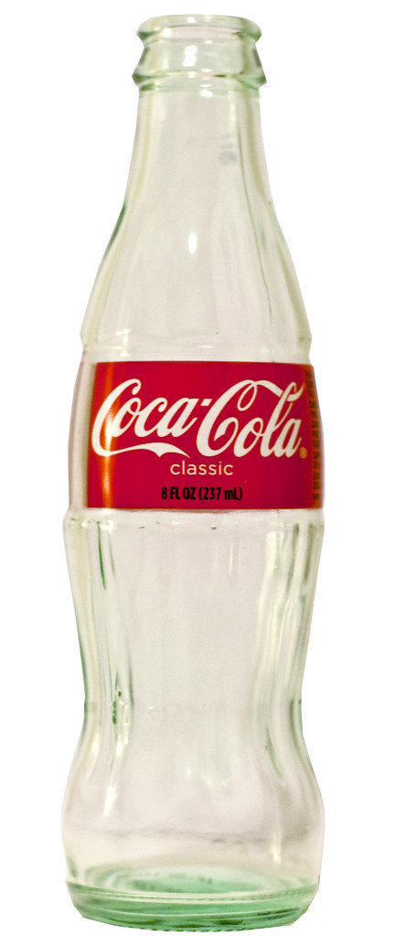 Coke Bottle Png Coke Glass Bottle Large 432