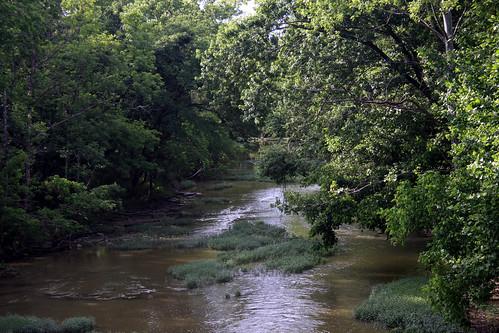 Rural stream