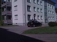 Google StreetView-Car in Kempten by michiwend
