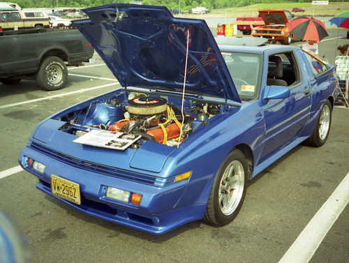 1988 Chrysler Conquest Tsi Ted Wagner S 340 Powered