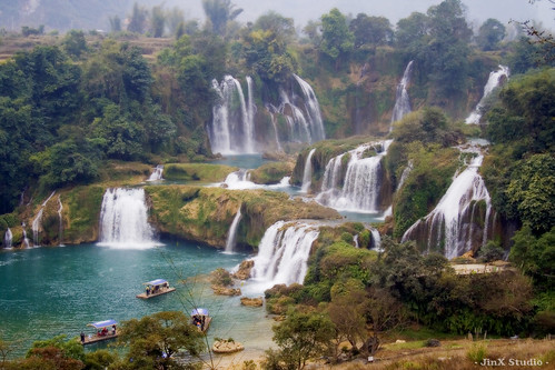 20080208 - Guangxi - Detian Transnational Waterfall Scenic Area | by Jeremy Tan, KL
