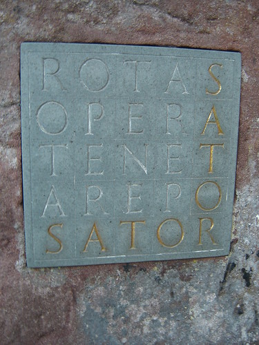 SATOR Square | by SomeDriftwood