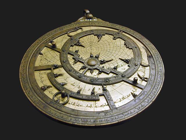 Astrolabe (musée islamique du Caire)