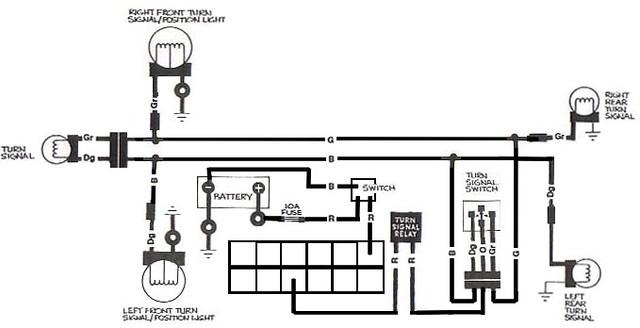 kz 400 wiring diagrams flickr rh flickr com