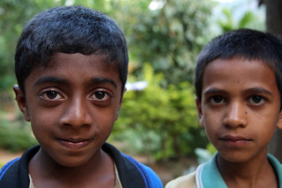 Portrait of two boys - Sri Lanka | by World Bank Photo Collection