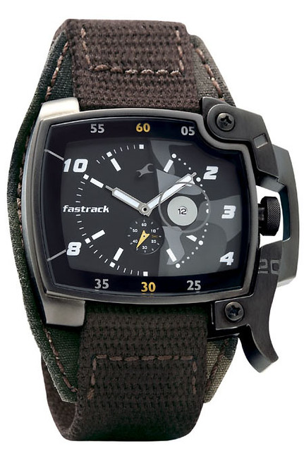 fastrack army collection watches flickr