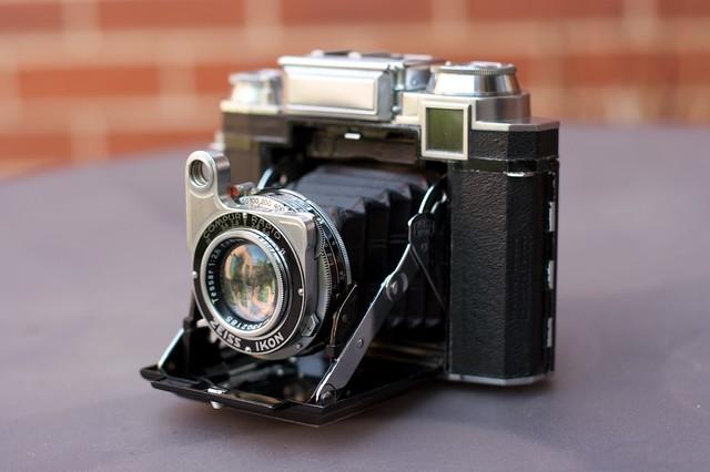 Super Ikonta Vintage Folding Cameras | eBay