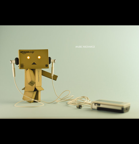 Danboard - Music recharge | by ciccioetneo