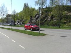 Google car at Borås by Random Forum