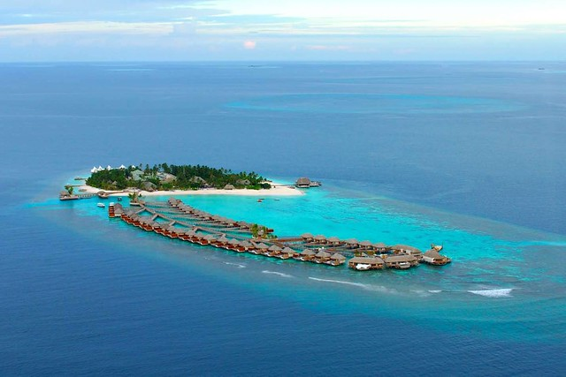 Trip to Maldives - W Retreat & Spa Resort Hotel