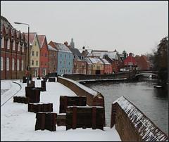 Quay Side, Norwich by Cameron Self