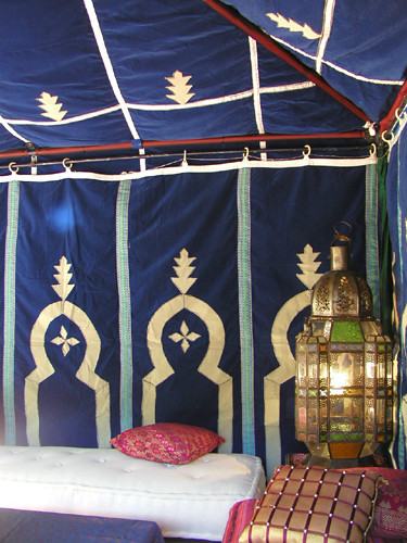 Moroccan tents | by www.E-Mosaik.com