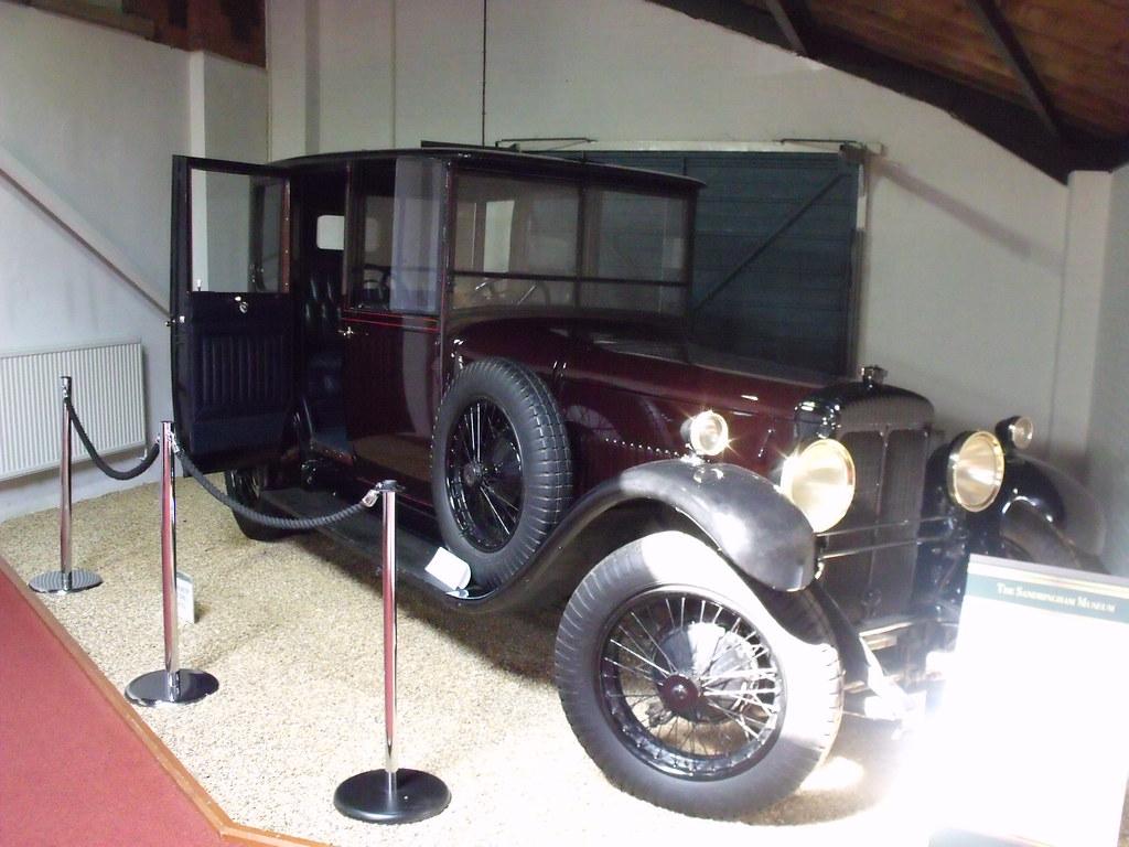 Sandringham Museum Cars Sandringham Museum Daimler