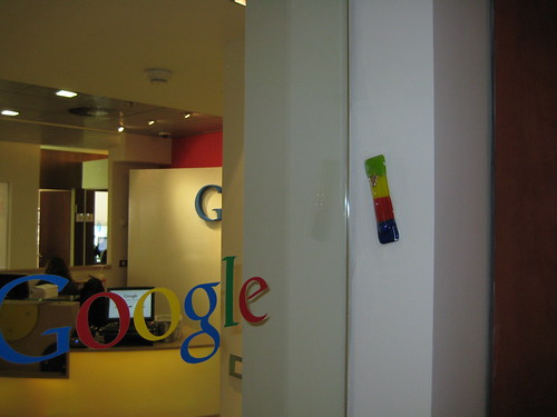 Google Israel Tel Aviv Office | by rustybrick