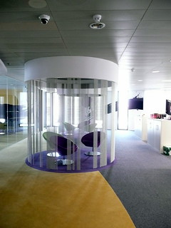 Yahoo office Barcelona | by codepo8