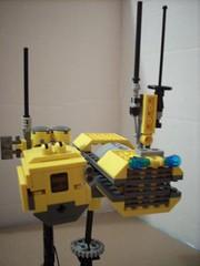 Space Superiority Tug by Brick Farmer