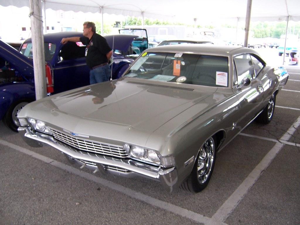 Impala 1968 chevy impala parts : 1968 Chevrolet Impala SS 427 | Down the Road